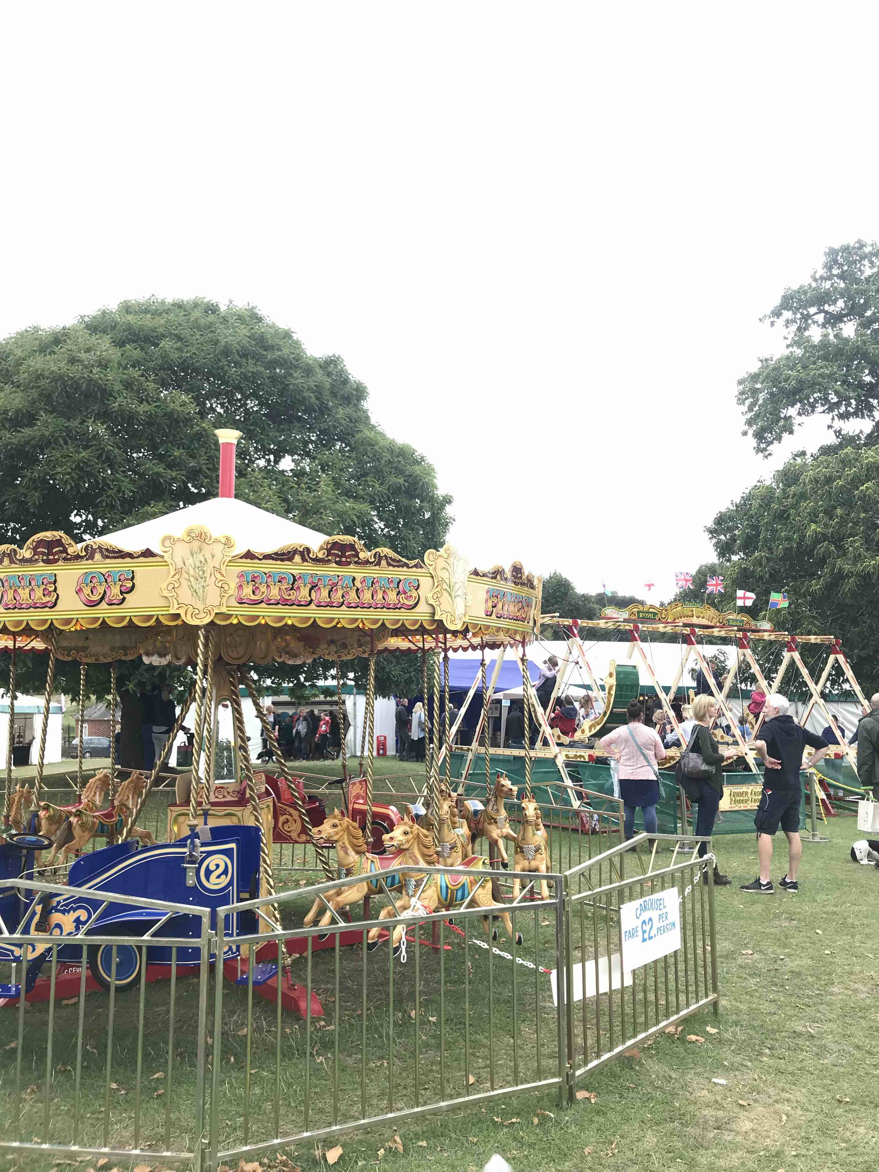 Funfair hire norfolk